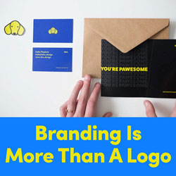 Why We Think Branding is More Than A Logo