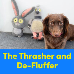 The Thrasher and De-Fluffer