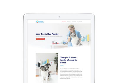 Template Veterinary Website vs. Custom Veterinary Website Design