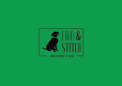 Fido and Stitch