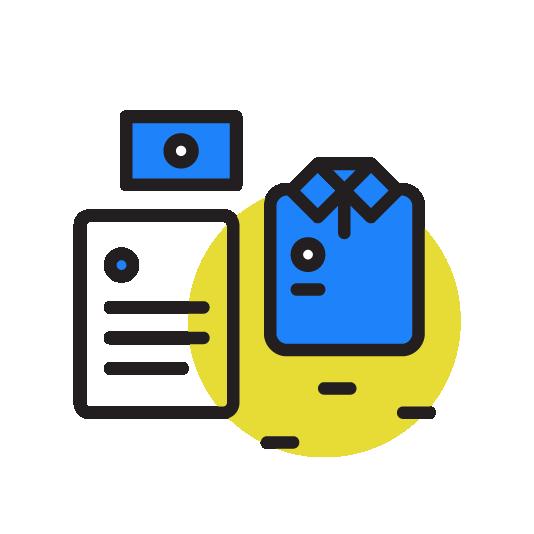 company materials icon
