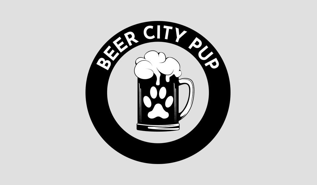 Beer City Pup logo