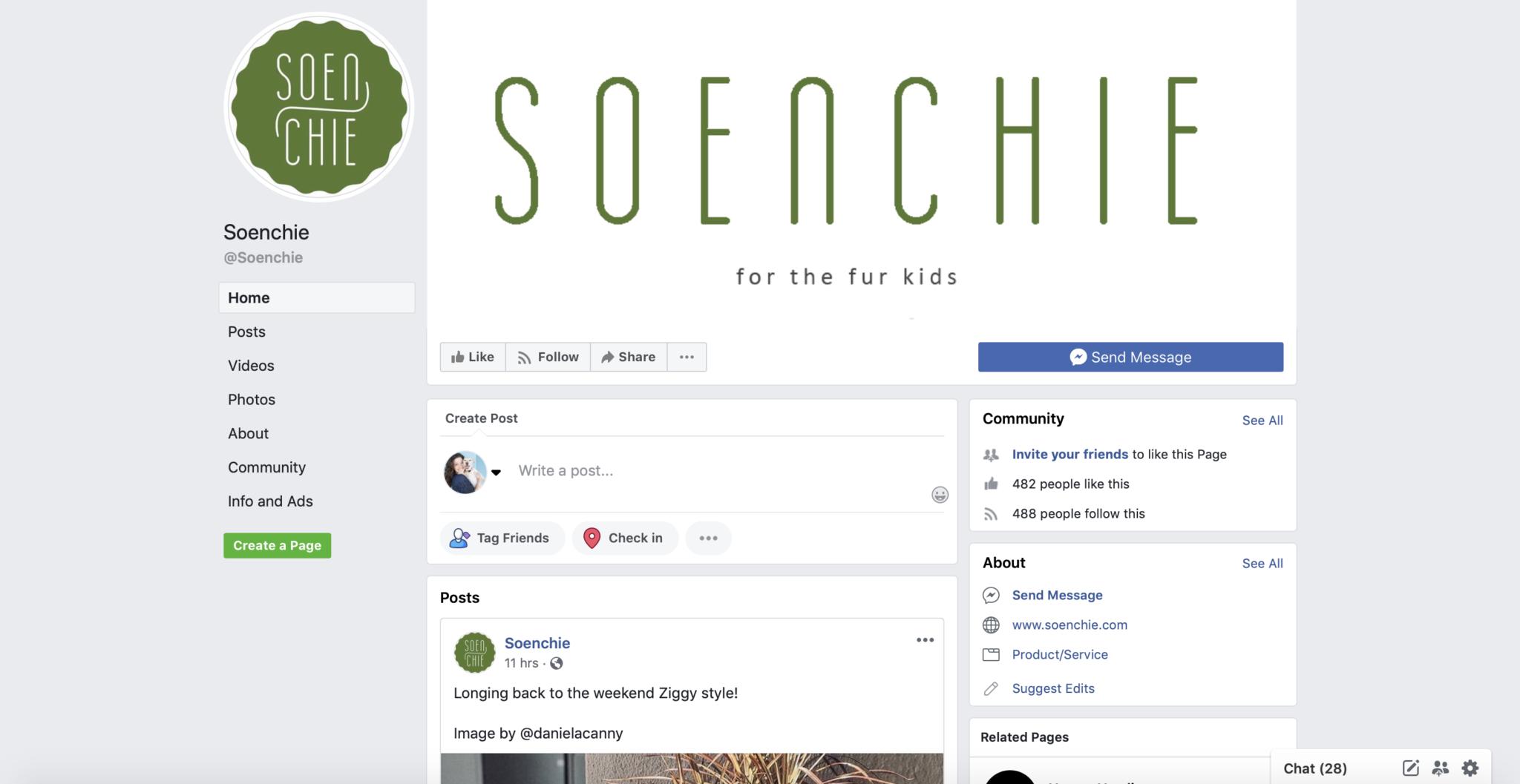 soenchi facebook page