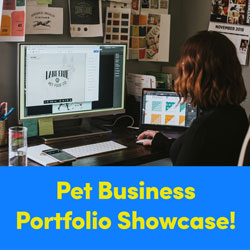 We Don't JUST Do Branding & Web Design: Dox Design Pet Business Portfolio Showcase!
