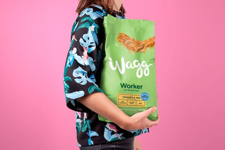 Drool-Worthy Design Feature: Wagg Foods