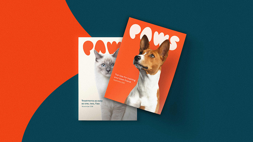 Drool-Worthy Design Feature: Paws
