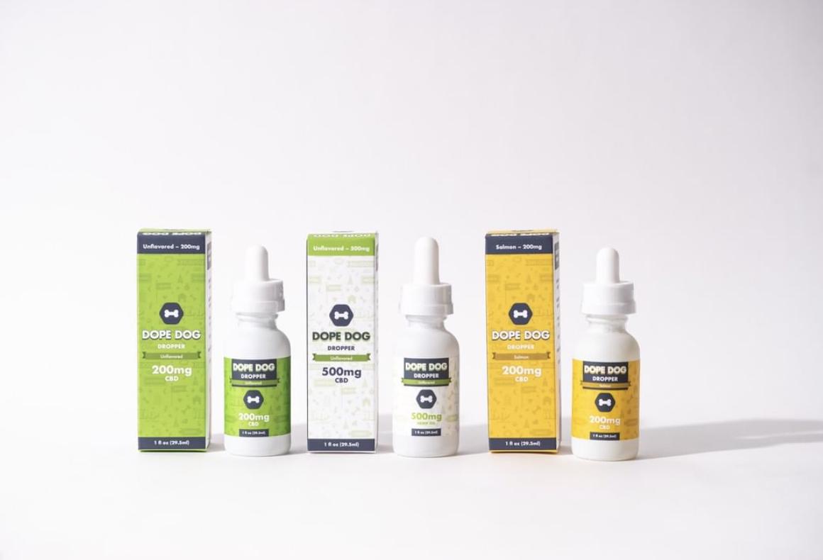 three dog medicine products