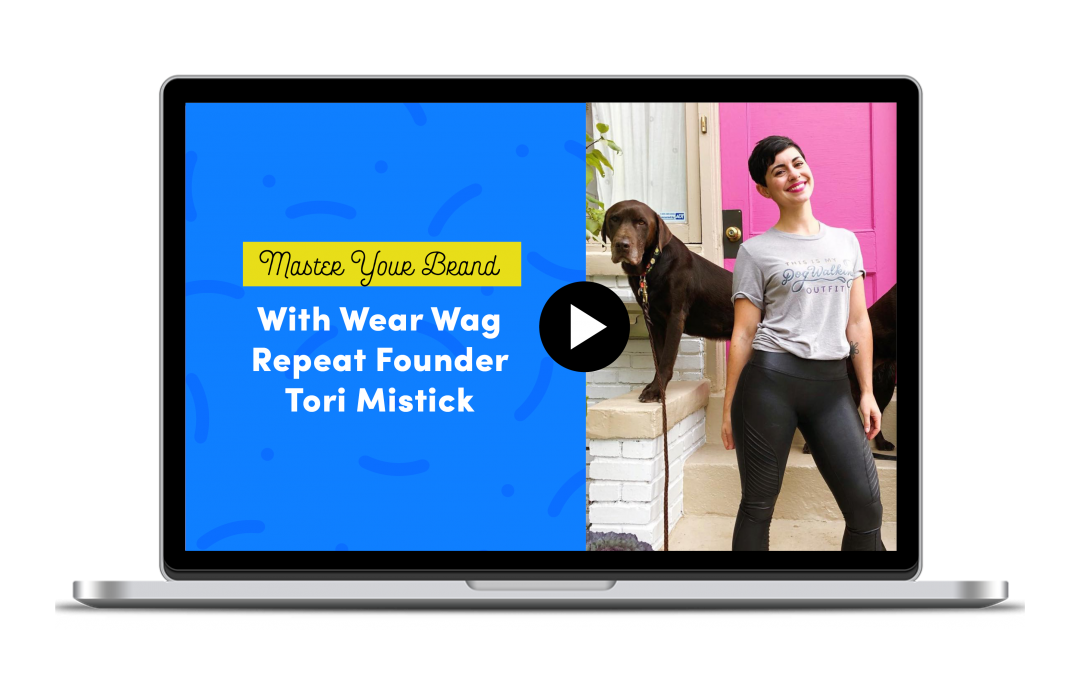All Things Community, Content, and Social Media with Tori Mistick of Wear Wag Repeat (2020 Webinar Series)
