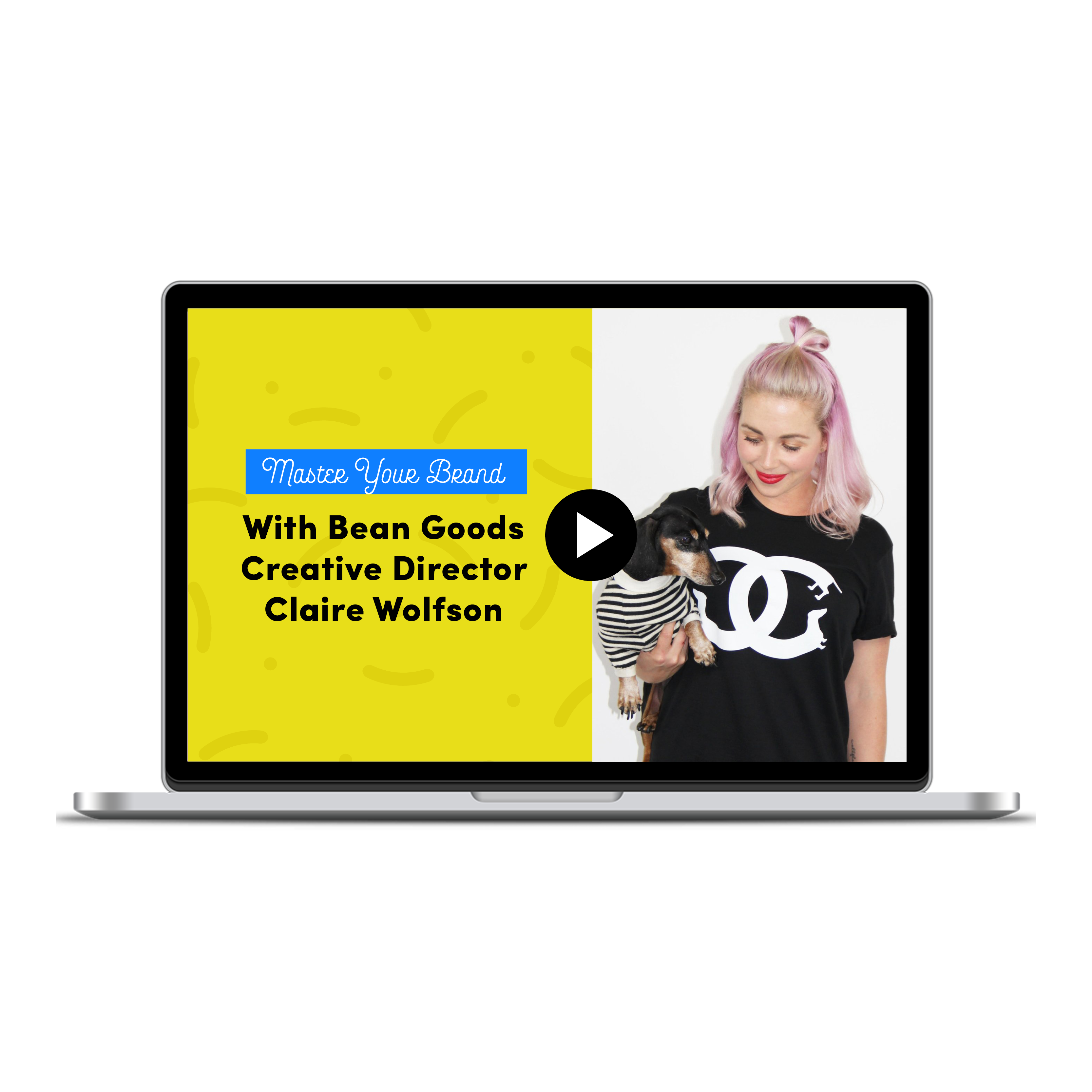 Bean Goods Creative Director Claire Wolfson webinar