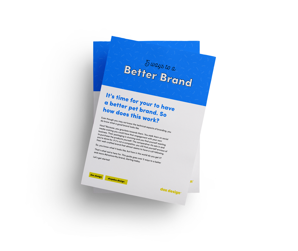 Better Brand information worksheet