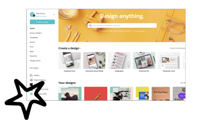 DIY Graphic Design: Canva For Small Businesses