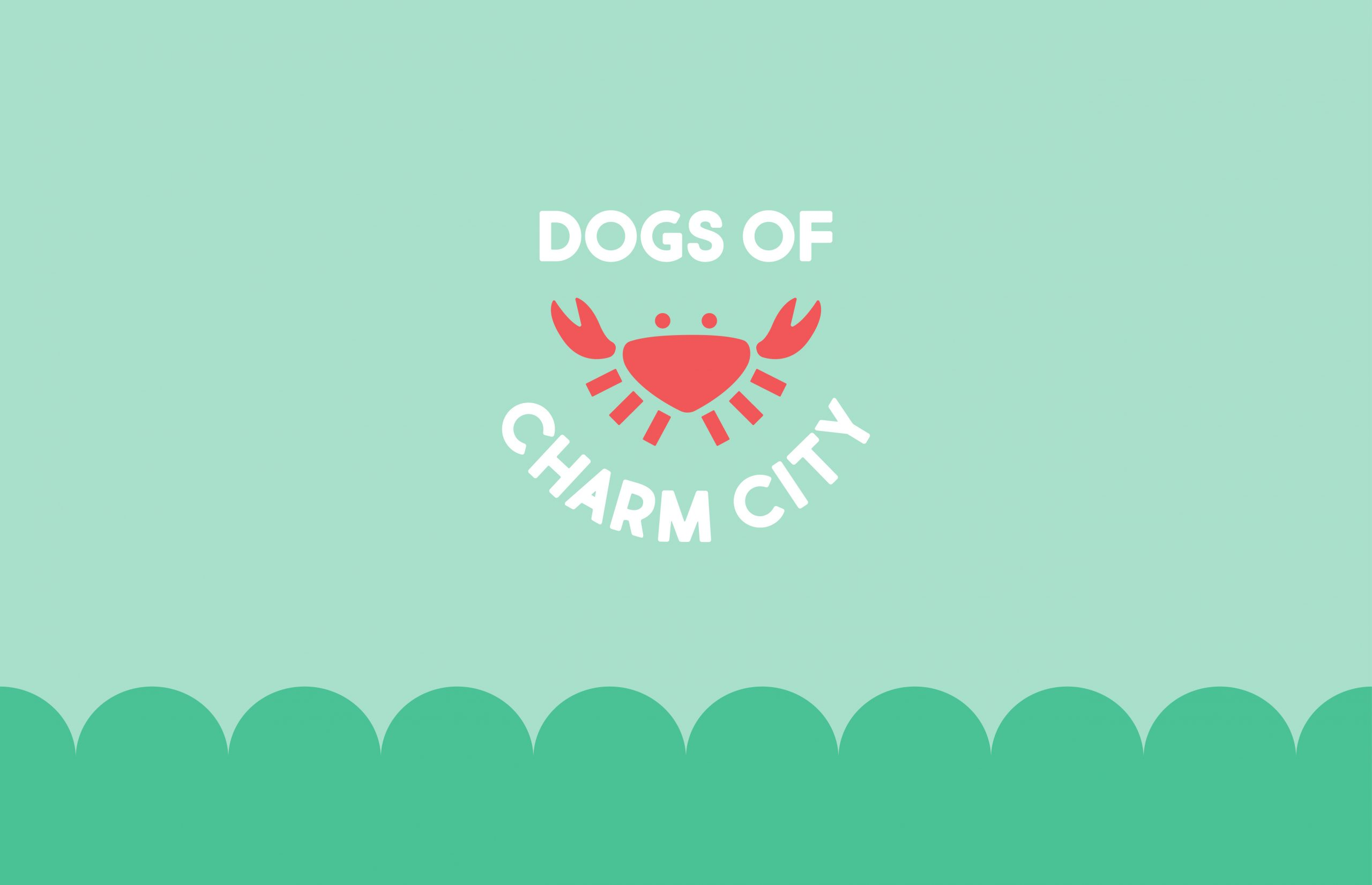 Dogs of Charm City logo