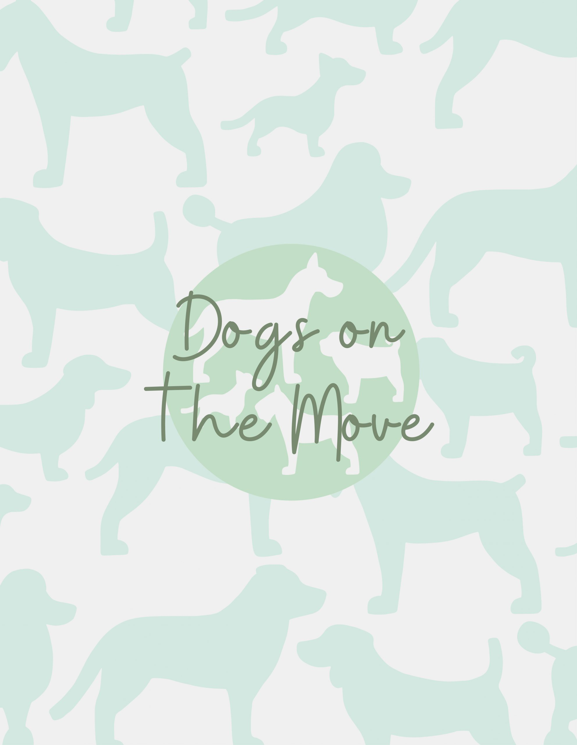 Dogs On The Move