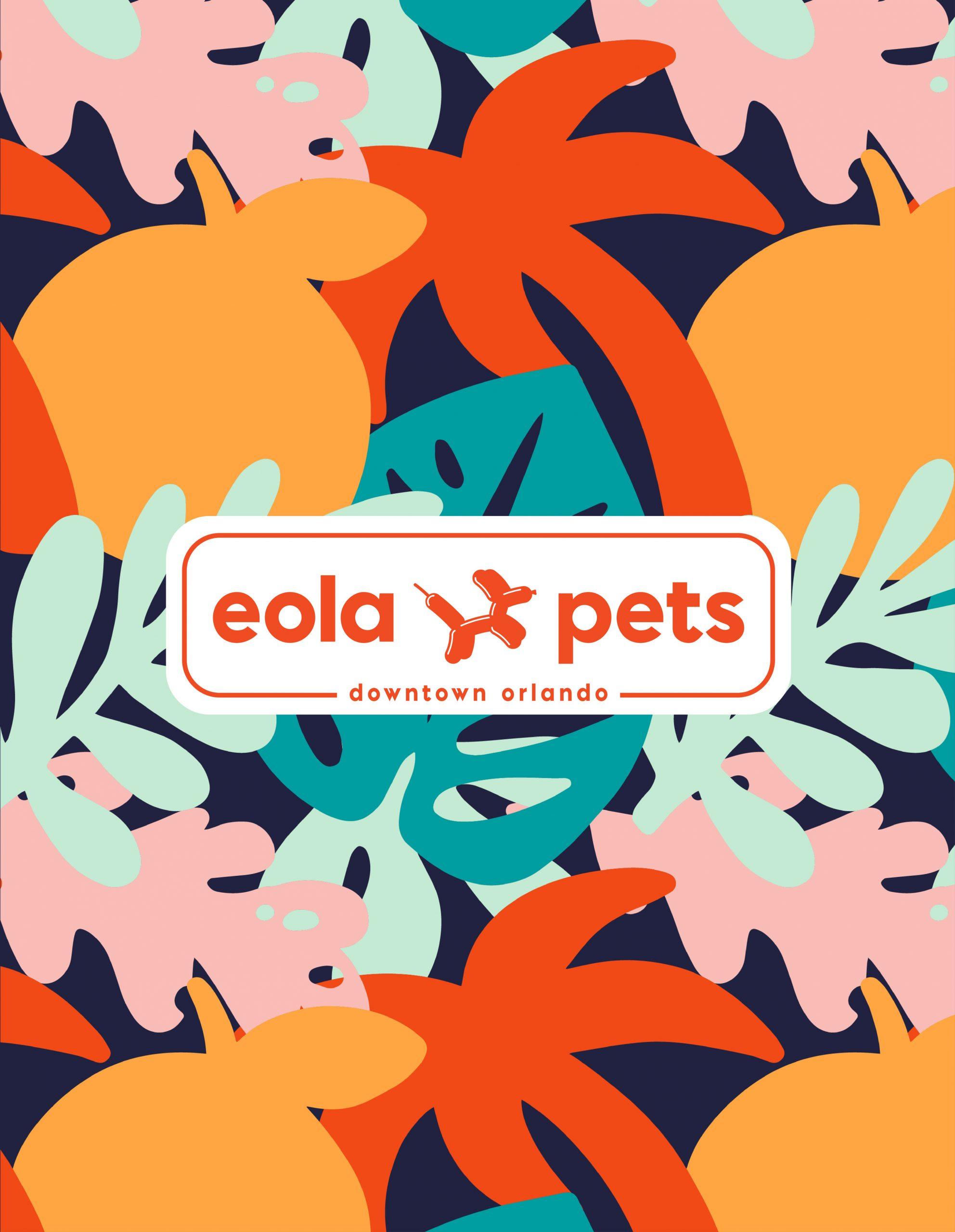 Eola Pets Downtown Orlando logo