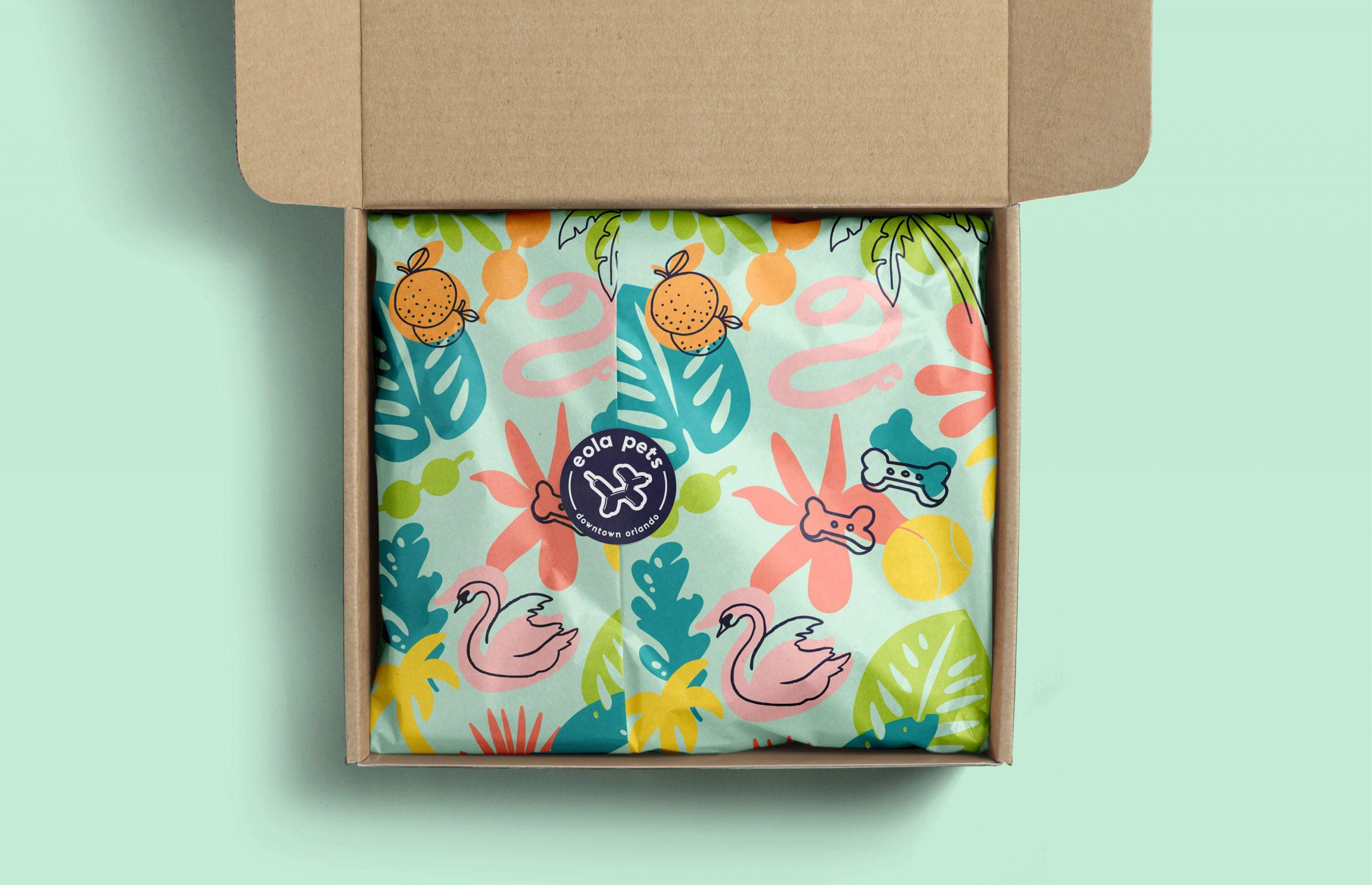 Eola Pets gift box