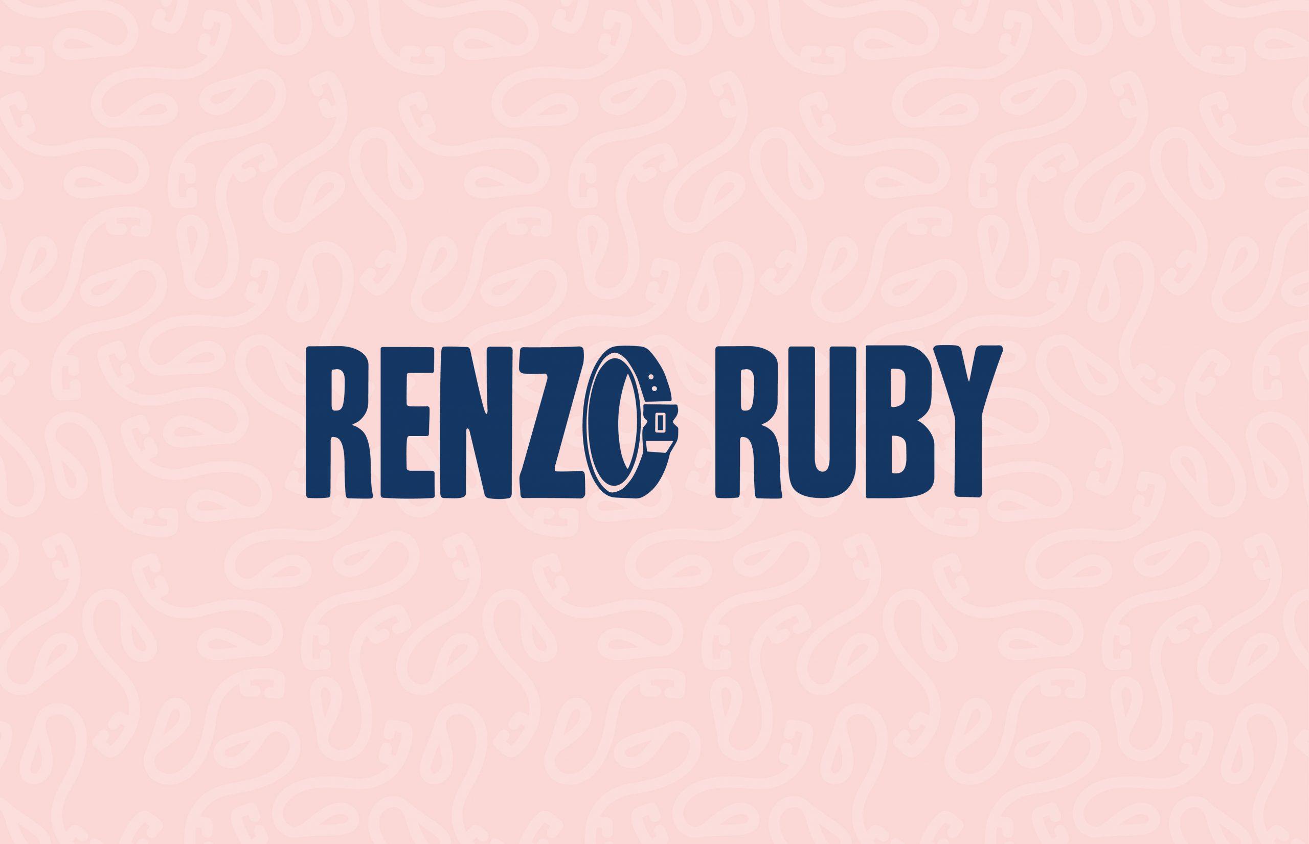 Renzo Ruby logo