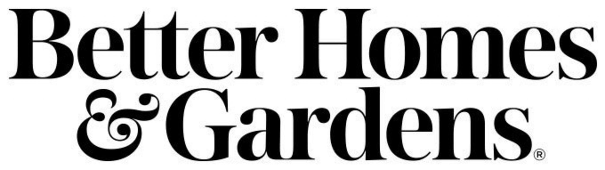Better Home and Gardens logo